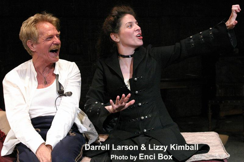 BWW Review: THE DANCE OF DEATH - A Not Quite Balanced Partnering