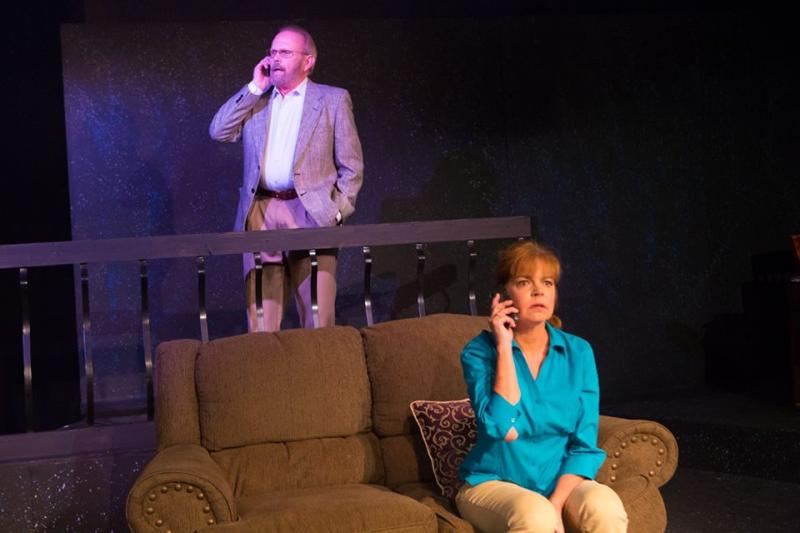 BWW Review: It is Fun Riding Shotgun in BECKY'S NEW CAR at   Birmingham Festival Theatre