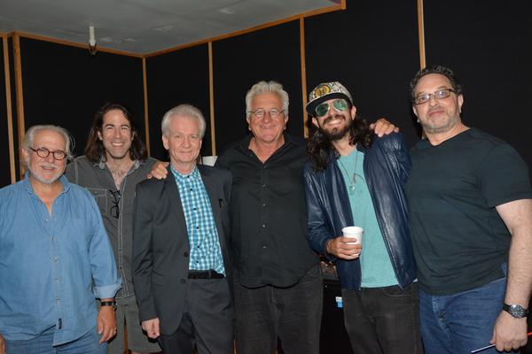 Bruce Bonvissuto (Trombone), Dan Levine (Trombone), Ross Konikoff (Trumpet), Glenn Drewes (Trumpet), Raymond Cetta  (Bass) and Steve Singer (Drums)