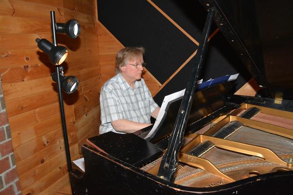 John Johnson (Piano and Conductor)