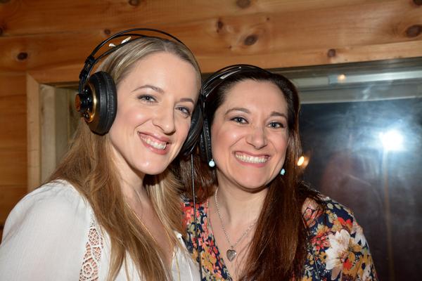 Abby Mueller and Laurel Harris Photo