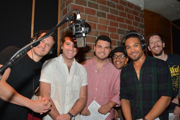 Adam Dietlein, Ben Jacoby, Noah Pelty, Nicholas Ryan, Paris Nix and Josh Garon