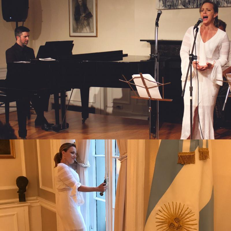 BWW Review: NEXT TO CASI NORMALES at the Consulate General of Argentina in NYC