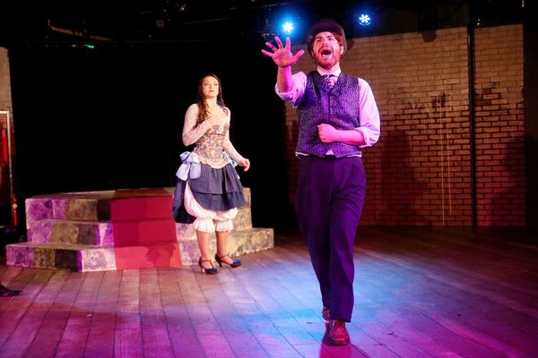 Photo Flash: Find Out Whodunit in THE MYSTERY OF EDWIN DROOD