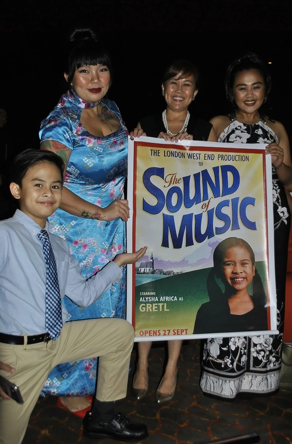 Photos: Andrew Lloyd Webber-Produced THE SOUND OF MUSIC Opens in Manila; Show Runs Until 10/22