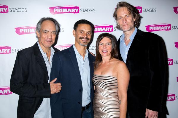 Thom Sesma, Duane Boutte, Kimberly Senior, Michael Laurence Photo