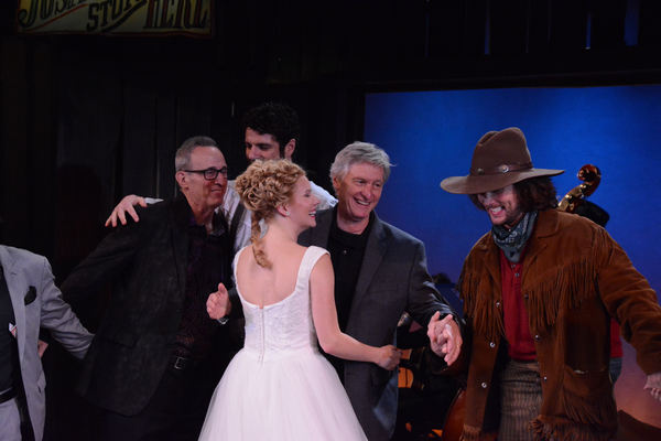 Photo Coverage: York Theatre Company's DESPERATE MEASURES Takes Opening Night Bows