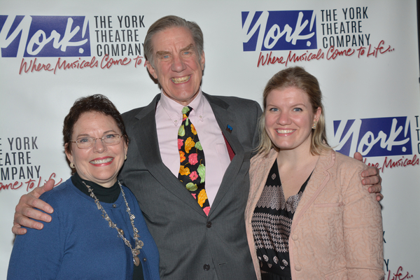 Photo Coverage: York Theatre Company Celebrates Opening Night of DESPERATE MEASURES