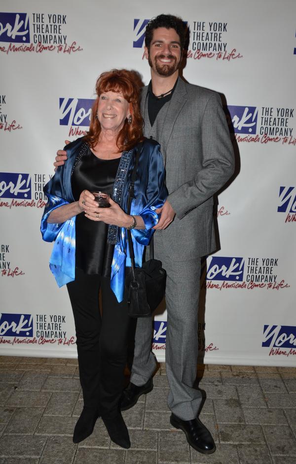 Carol Hanzel and Peter Saide