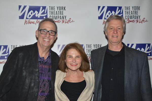 Photo Coverage: York Theatre Company Celebrates Opening Night of DESPERATE MEASURES