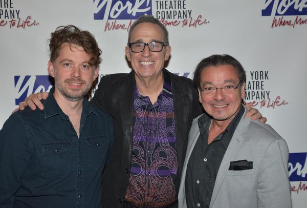 David Hancock Turner, David Friedman and Bill Castellino