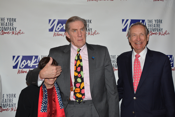 Joan Ross Sorkin, Nick Wyman and W. David McCoy