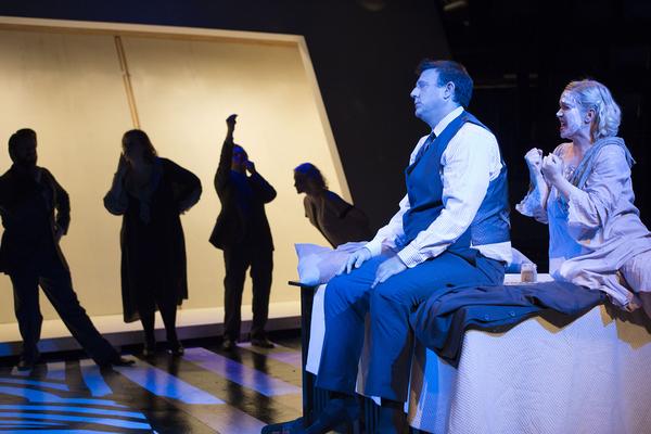 Photo Flash: First Look at ADDING MACHINE at Theatre Three