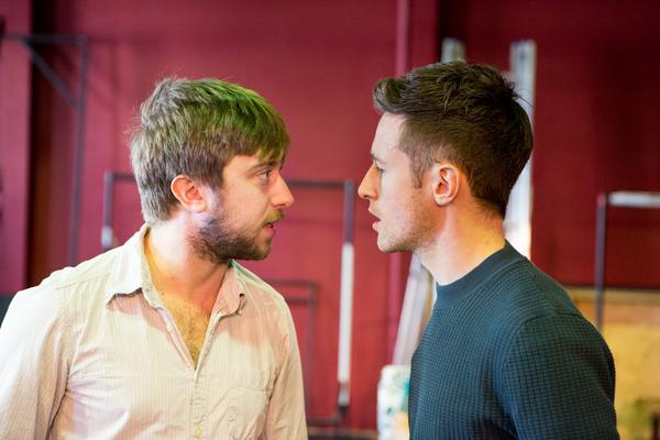 Mark Newnham and Matthew Durkan
