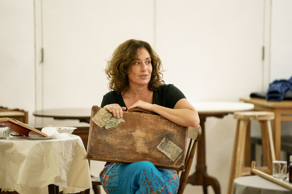 Photos: Inside Rehearsal for THE SLAVES OF SOLITUDE at Hampstead Theatre