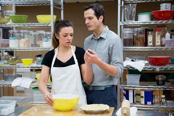 Photo Coverage: WAITRESS Gets Baking for National Tour- Go Inside Rehearsal!