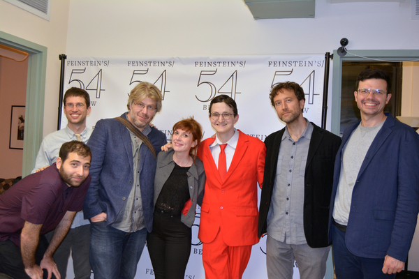 Photo Flash: Brittain Ashford, Dave Malloy, Celia Mei Rubin and More Launch THE LATE COMET Series at Feinstein's/54 Below