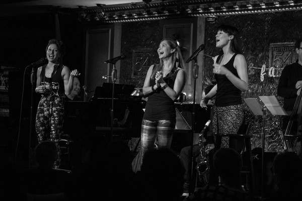 Photos: Brittain Ashford, Dave Malloy, Celia Mei Rubin and More Launch THE LATE COMET Series at Feinstein's/54 Below