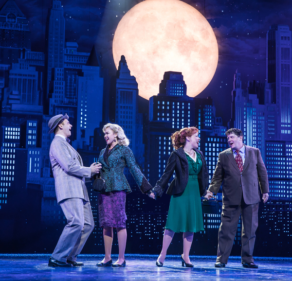 Review Roundup: What Did The Critics Think of Paper Mill's THE HONEYMOONERS?