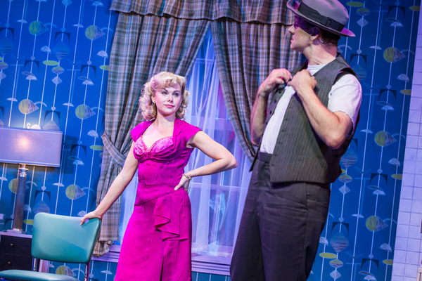 Photo Flash: First Look - Classic TV Series Graces the Stage in THE HONEYMOONERS at Paper Mill Playhouse