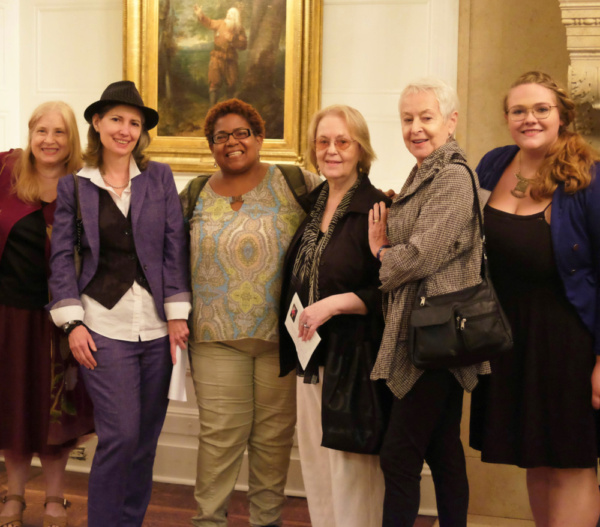 LPTW members mingle and celebrate the new season. Photo Credit: Carlotta Brentan