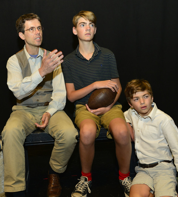 Photo Flash: Sneak Peek at American Classic TO KILL A MOCKINGBIRD at Gloucester Stage