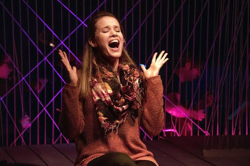 BWW Review: TheatreLAB And Yes, And's THE LAST FIVE YEARS Stays With You