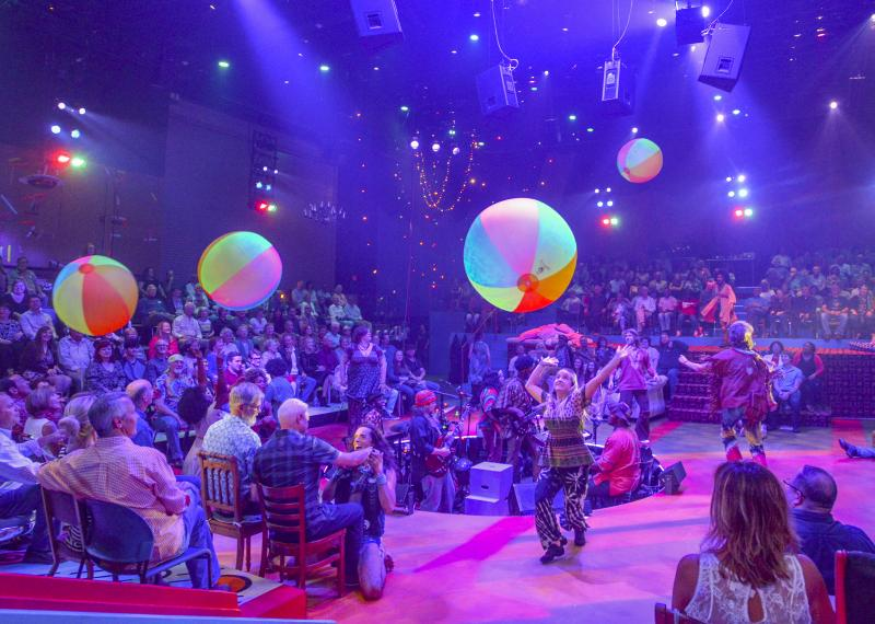 BWW Review: HAIR Audiences Transported Half a Century at Dallas Theater Center