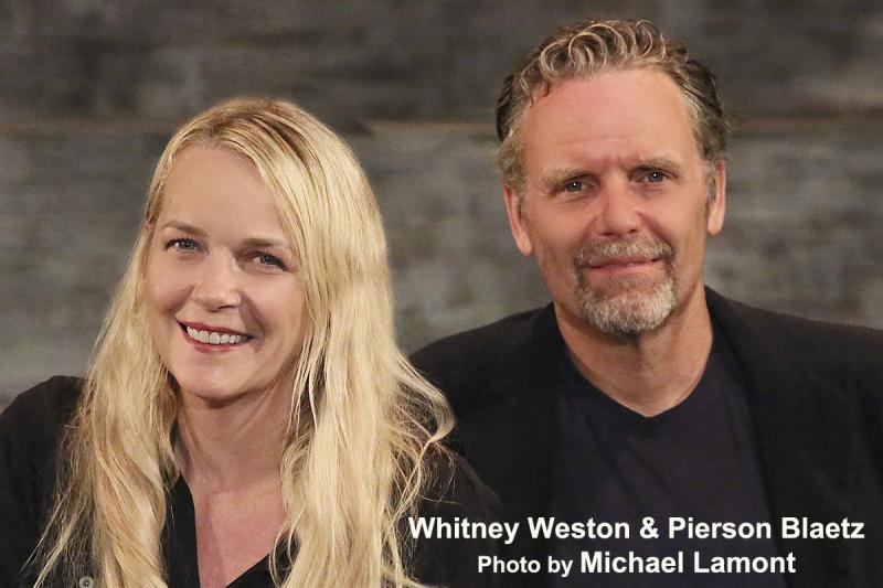 BWW Interview: Greenway Arts Alliance's Whitney Weston & Pierson Blaetz Talk Flea Markets, Teaching Kids & Loving LUCY