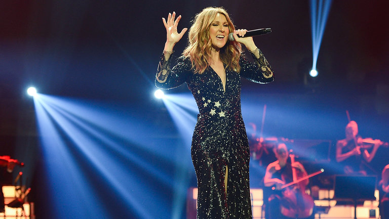 Watch Celine Dion's Poignant Tribute to Las Vegas Shooting Victims