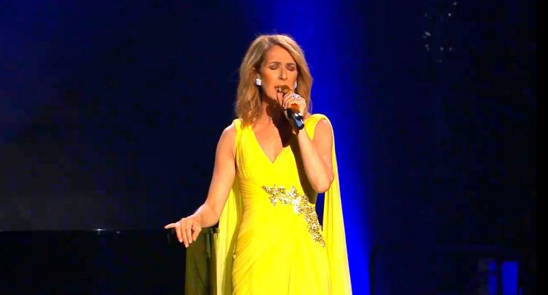 Celine Dion vows to perform in Las Vegas hours after attack