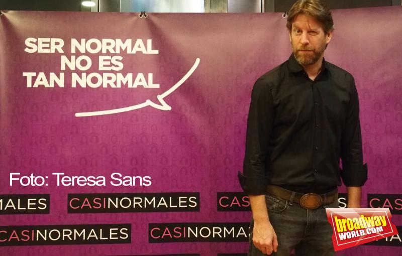 BWW TV: Estreno de CASI NORMALES  en el Teatre Barts de Barcelona
