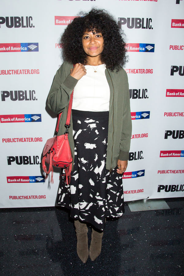 Photo Coverage: Public Theater Celebrates Opening Night of TINY BEAUTIFUL THINGS