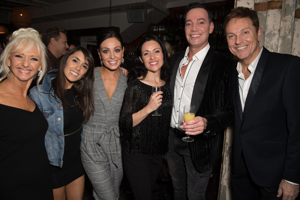 Photo Flash: Inside ANNIE Gala Night at the Piccadilly Theatre