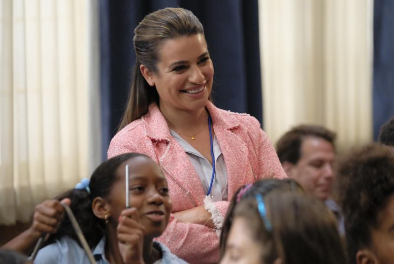 Review Roundup: Did Critics Cast Their Votes for Lea-Michele Led THE MAYOR?