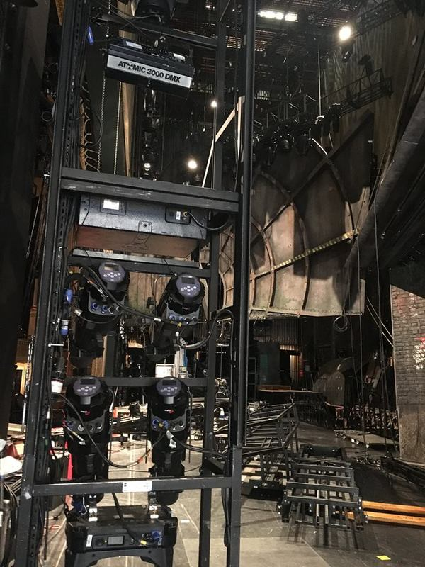 Photo Flash: BAT OUT OF HELL Loads into the Ed Mirvish Theatre