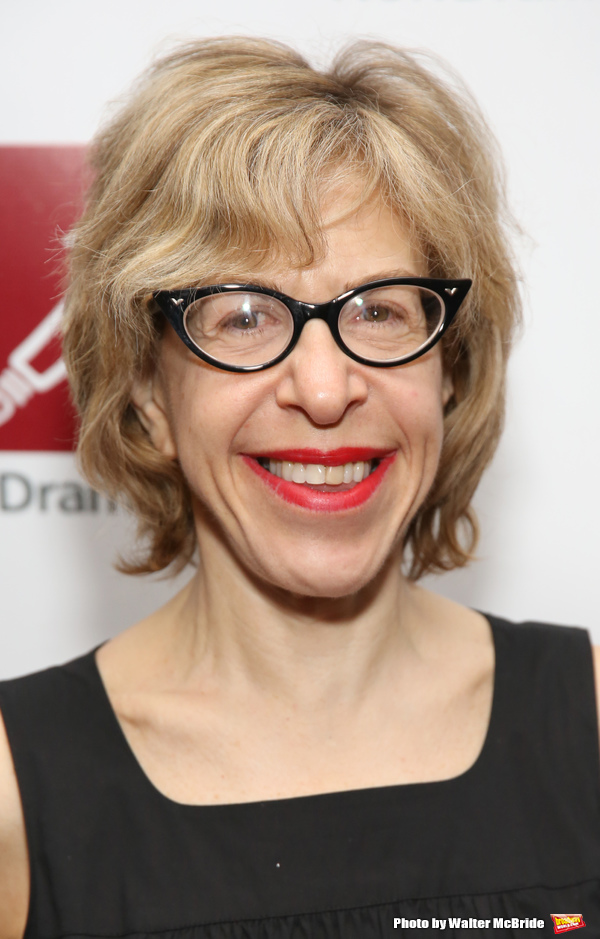 Jackie Hoffman Appears at TAKE MY NOSE...PLEASE! Q&A Today at Village East Cinema