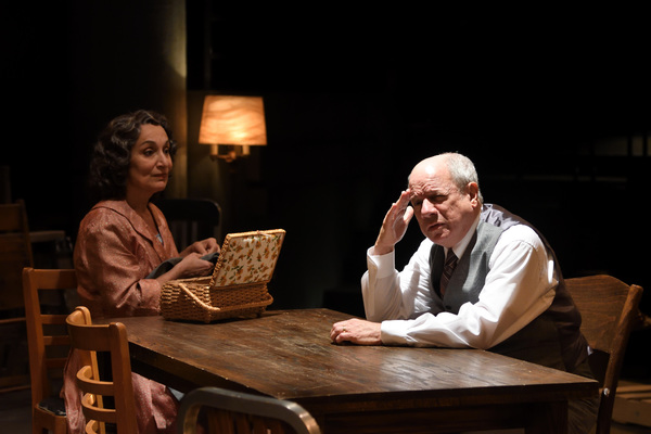 Photo Flash: First Look at Stephen Berenson and More in DEATH OF A SALESMAN at Trinity Rep