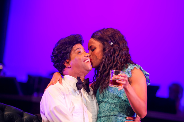 Photo Flash: First Look at Cape Fear Regional Theatre's DREAMGIRLS