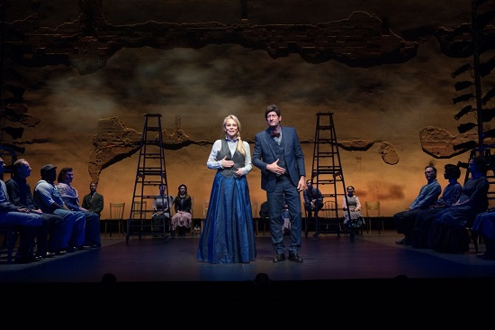 BWW Review: Time Passes and Life Goes On in Deaf West Theatre's OUR TOWN at Pasadena Playhouse