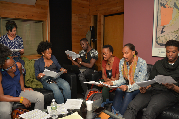 From The Cast of The Lion King-Rosie Lani Fiedelman, Kimberly Marable, Bravita Threalt, Brian C. Binion, Pindile Nyandeni, Chondra Profit Ardrey and L. Steven Taylor