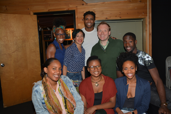 Richard Rockage (Music Director and Arranger) joins with Rosie Lani Fiedelman, Kimberly Marable, Bravita Threalt, Brian C. Binion, Pindile Nyandeni, Chondra Profit Ardrey and L. Steven Taylor