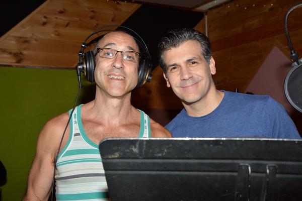 Jonathan Brody and Joey Sorge