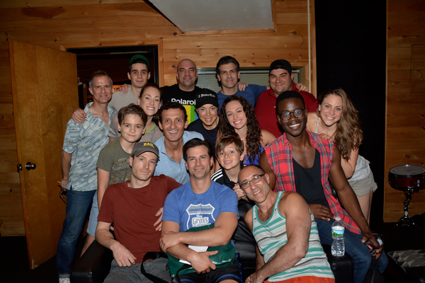 From The Cast of A Bronx Tale-Jonathan Smith, Bobby Conte Thornton, Kaleigh Cronin, Paul Salvatoriello, Lucia Giannetta, Joey Sorge, Brittany Conigatti, Michael Barra, Shannon Mullen, Will Coombs, Cary Tedder, Ted Brunetti, Dominic Nolfi, Jonah Mussolino,