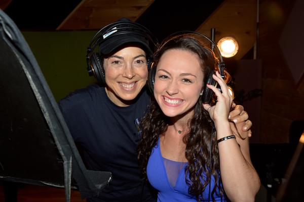 Lucia Giannetta and Brittany Conigatti