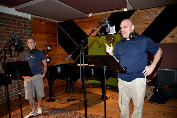 Jonathan Brody and Paul Salvatoriello