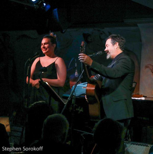 Kathryn Gallagher & Duncan Sheik