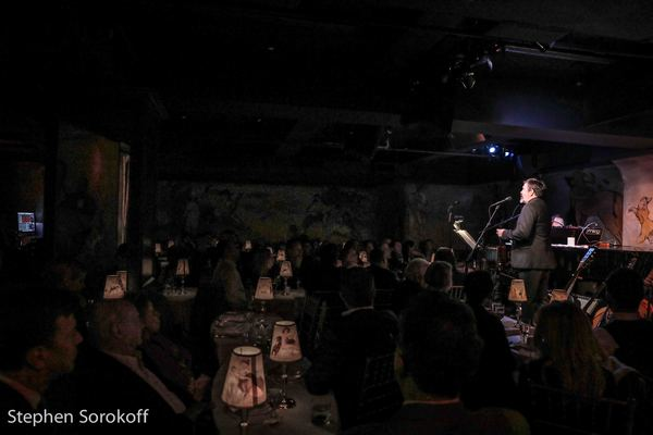 Photo Coverage: Duncan Sheik Makes Cafe Carlyle Debut