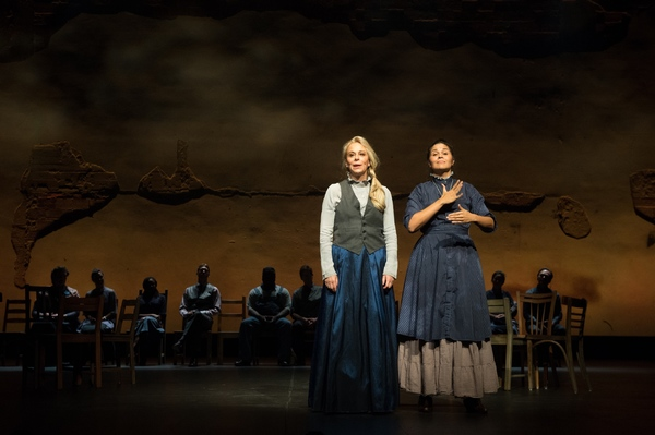 Photo Flash: First Look at Jane Kaczmarek and More in Deaf West's OUR TOWN at Pasadena Playhouse