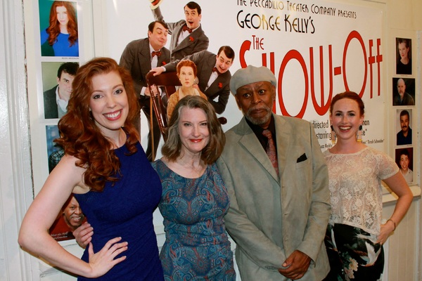 Photo Flash: Annette O'Toole and More Celebrate THE SHOW-OFF on Opening Night